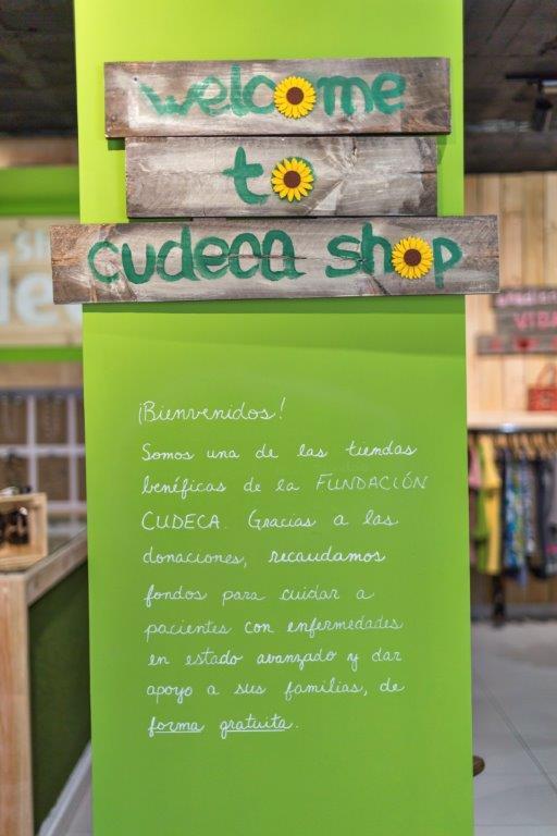 La tienda benéfica de la Fundación Cudeca necesita voluntarios en San Pedro de Alcántara
