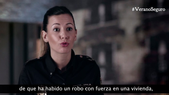 La Policía Nacional difunde cinco vídeos con consejos para disfrutar de un #VeranoSeguro