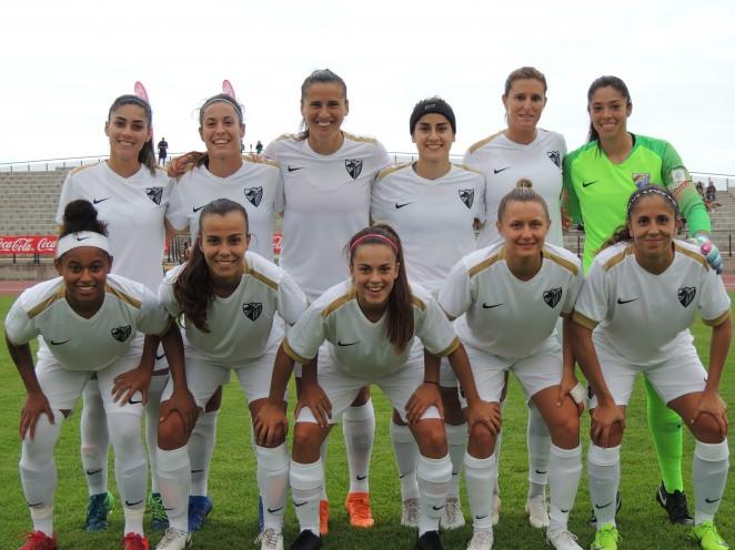 El trabajo del Málaga Femenino no encuentra recompensa ante el Spartak (1-3)