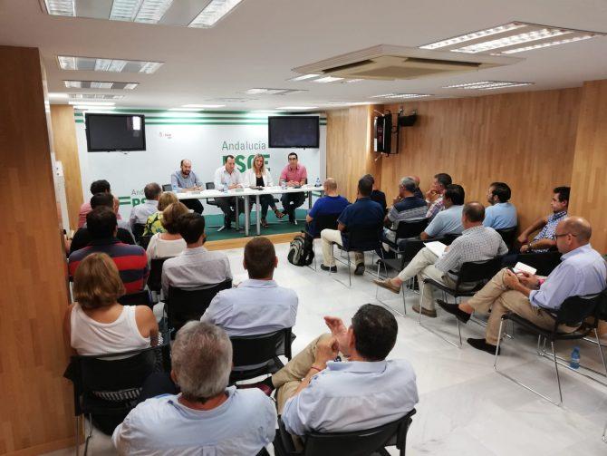 Ruiz Espejo asegura que en este inicio de curso escolar Andalucía sigue a la vanguardia de los sistemas educativos en España