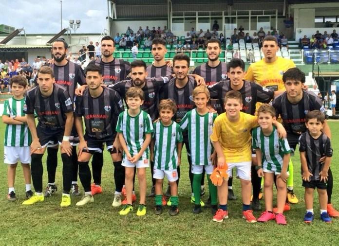 Viajaba ilusionado el equipo de Carlos Fernández Tello, pero en la ciudad del Tajo hace falta un punto más para poder llevarse los puntos.
