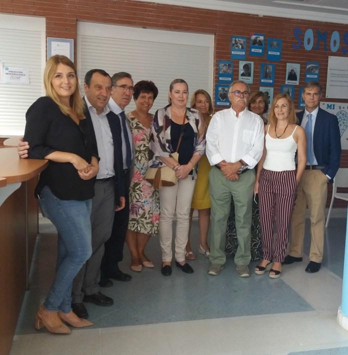 La Junta destina en Málaga una inversión anual de más de 31 millones de euros para personas con discapacidad