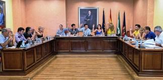 """Medina critica que """"el PSOE local se ponga de perfil, frente a la aprobación del resto de grupos, respecto a una de las obras más demandadas y que responde a un acuerdo histórico con la Junta"""""""
