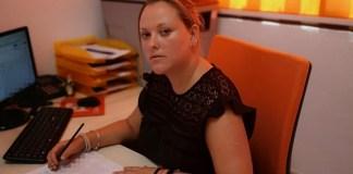 """La portavoz naranja, Elena Aguilar, quiere que """"el nuevo modelo de gestión garantice la mayor calidad del servicio en el municipio"""" ."""