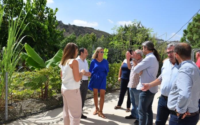 La Junta mejora los espacios educativos del C.P.R. Alcalde Juan García de La Viñuela