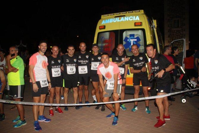 Pablo Comino Márquez y Teresa Velasco Castillo vencedores absolutos de 28ª Milla de Torre del Mar