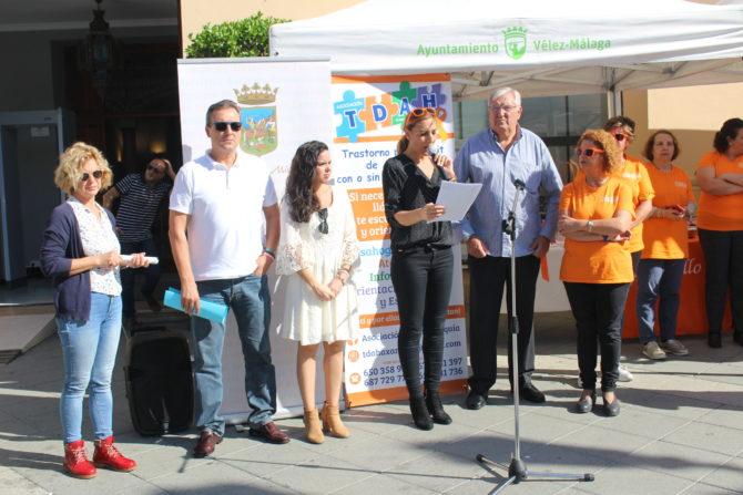 Vélez-Málaga conmemora el 'Día del TDAH' con actividades de concienciación ciudadana