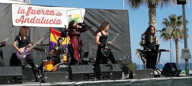 Izquierda Unida defiende la música como motor económico de Rincón de la Victoria