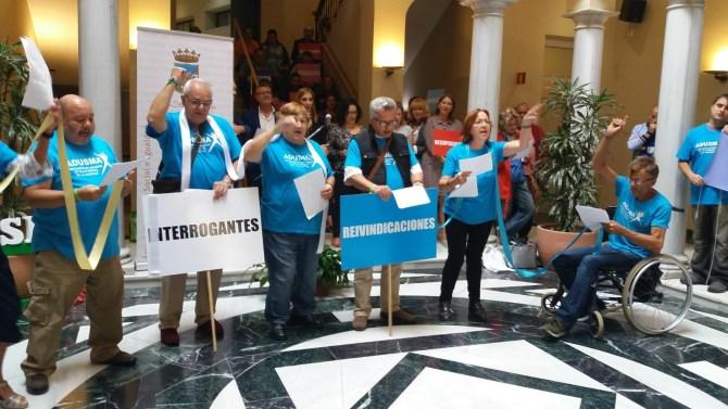 El Área Sanitaria Este de Málaga-Axarquía celebra actos lúdicos y culturales con motivo del Día Mundial de la Salud Mental