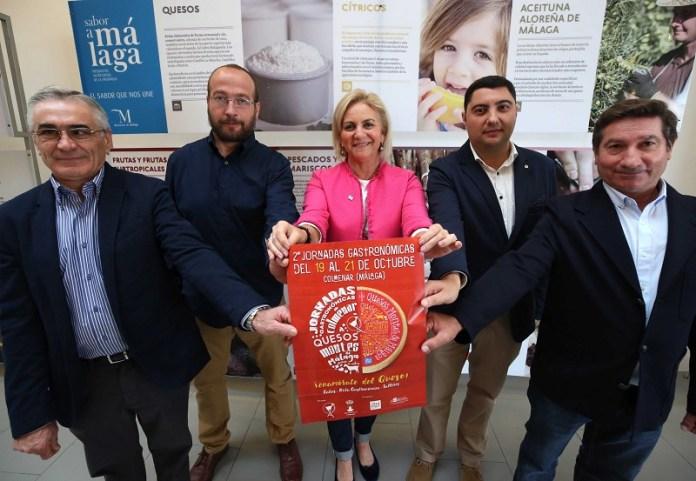 Colmenar celebra este fin de semana sus segundas jornadas gastronómicas 'Quesos Montes de Málaga'