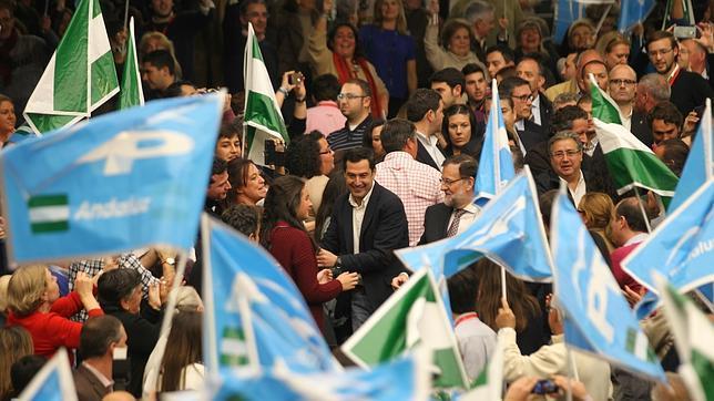 El Comité Electoral del PP Andaluz aprueba las listas para las Elecciones del 2 de Diciembre