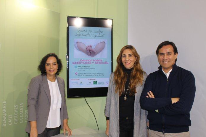 Vélez-Málaga celebra una jornada sobre infertilidad y adopción
