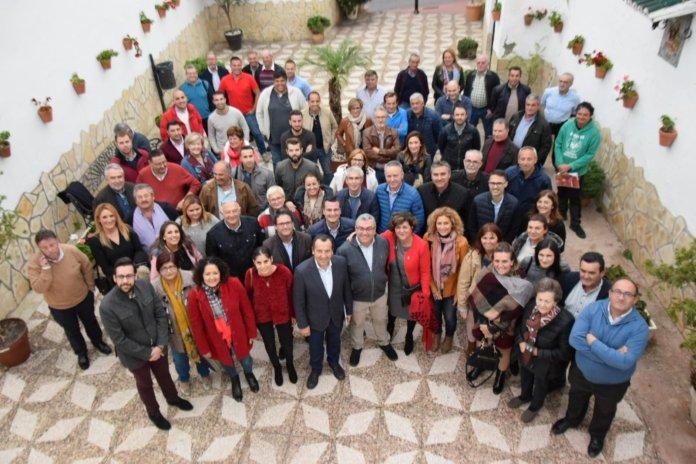 Ruiz Espejo afirma que Susana Díaz ha asegurado el mantenimiento de los servicios públicos en la Axarquía destinando más de 13 millones de euros a sus municipios