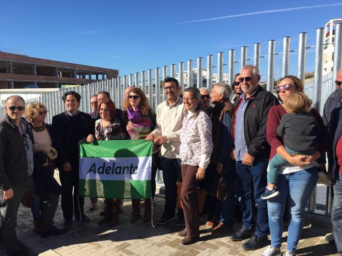 """Adelante Andalucía: """"Más financiación y mejor planificación para acabar con los barracones"""""""
