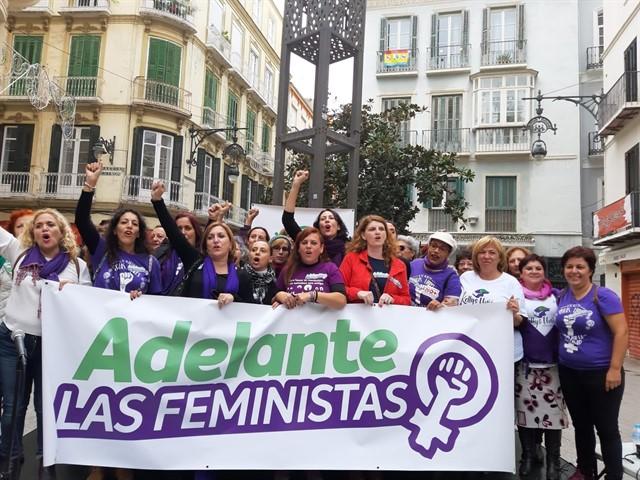 Adelante Andalucía pondrá en marcha una Consejería de Feminismo