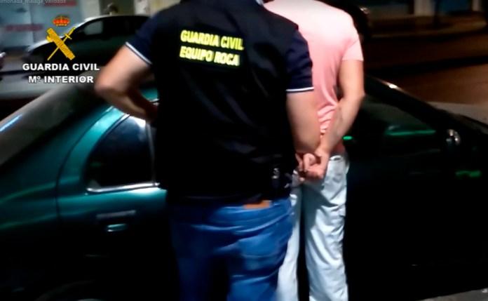 La Guardia Civil desarticula un grupo delictivo de 49 integrantes dedicado al robo y receptación de frutos del campo