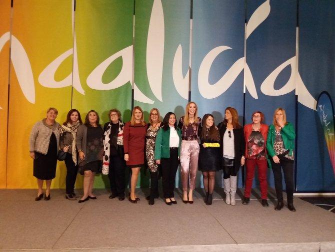 La Junta de Andalucía otorga los Premios La Farola a diez mujeres comprometidas por la Igualdad en Málaga