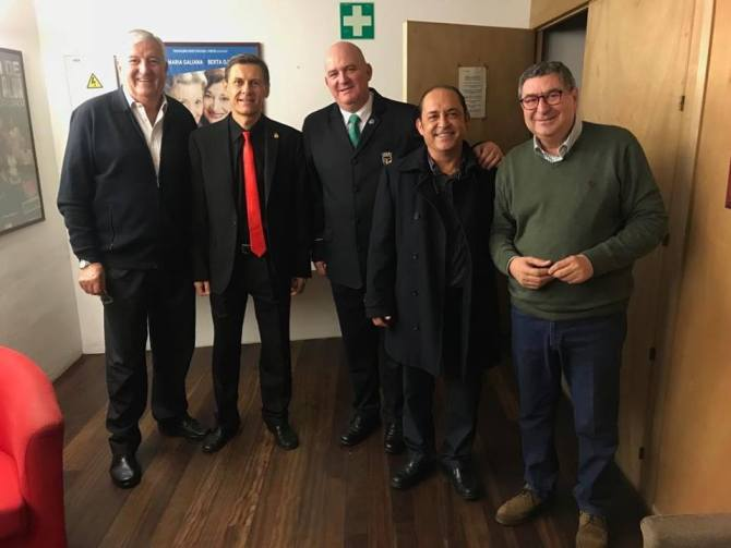 Vélez-Málaga rinde homenaje a Santa Cecilia