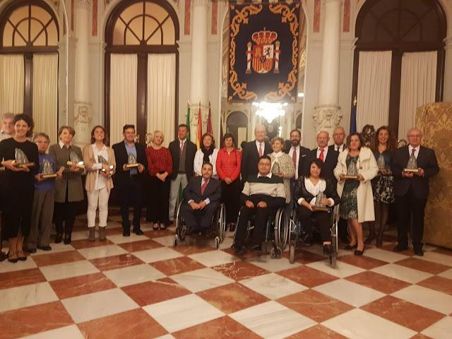 El Club Deportivo AMIVEL, premio Espina Bífida 2018