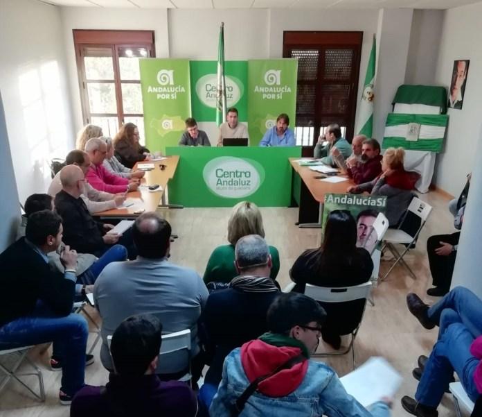 Andalucía Por Sí defenderá su alternativa andaluza en las Elecciones Municipales, Generales y Europeas