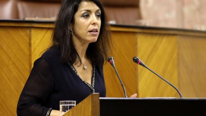 Marta Bosquet elegida presidenta del Parlamento andaluz