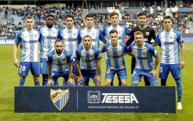 El Málaga CF recibe al Cádiz CF en La Rosaleda