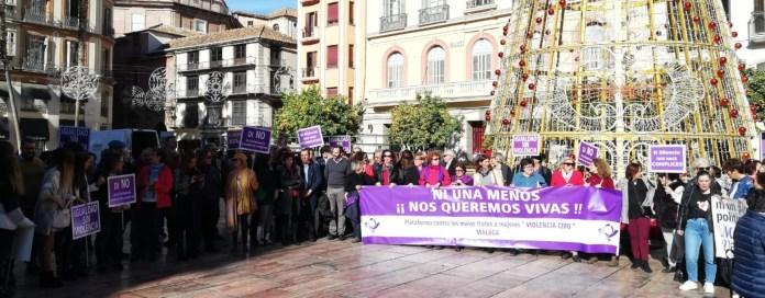 El PSOE y las asociaciones feministas dicen no a los retrocesos en los derechos de las mujeres que plantea la ultraderecha