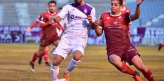 El Real Jaén impuso este pasado fin de semana un serio castigo al Club Deportivo Rincón, endosándole un amplio ocho a cero en el estadio de la Nueva Victoria.