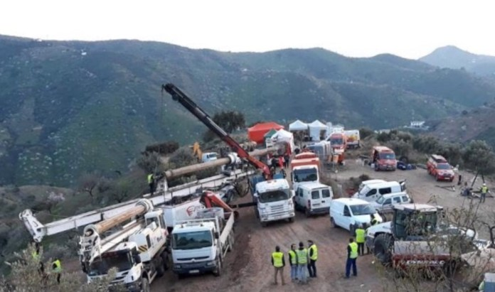 Expertos en explosivos de la Guardia Civil acuden al operativo de rescate de Julen
