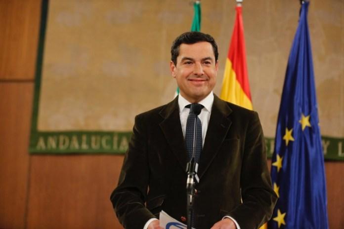 Hoy comienza el debate de investidura de Moreno Bonilla