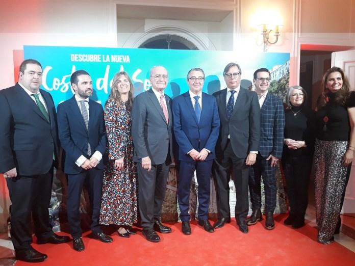 La Costa del Sol presenta su renovada y ampliada oferta turística en Madrid ante más de 200 empresarios y agentes turísticos