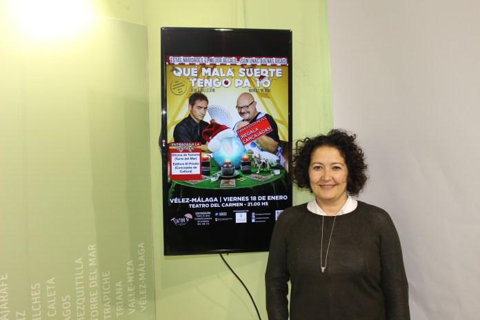 La concejala de Cultura, Cynthia García, ha presentado la programación de actividades para el primer trimestre del año.