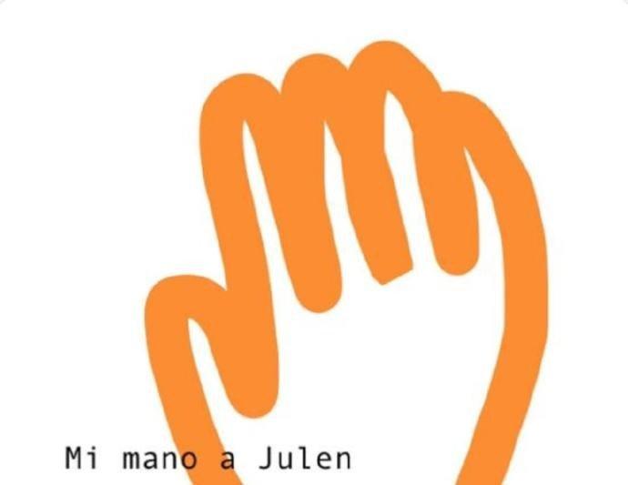 El hashtag #mimanoaJulen nace de el perfil en Twitter 'Abogado del Ruido'.