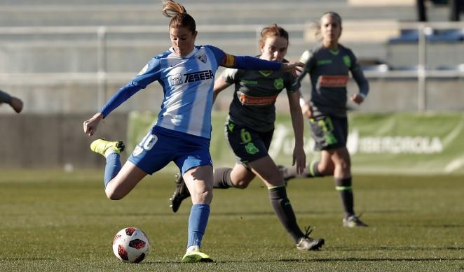 El Málaga CF Femenino pierde 1-3 ante la Real Sociedad
