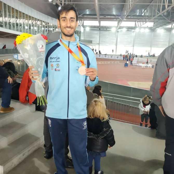 4 medallas para el Cueva de Nerja-Uma en el Nacional sub23