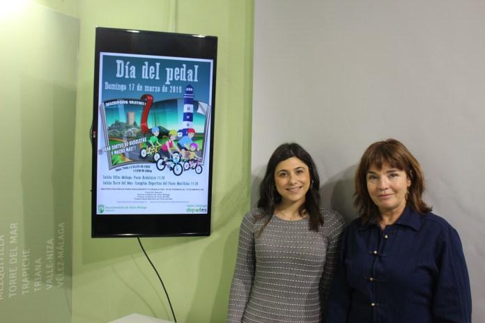 Vélez-Málaga y Torre del Mar celebrarán el Día del Pedal el 17 de marzo