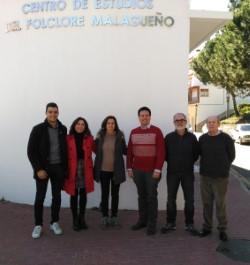 El grupo provincial de IU en la Diputación de Málaga solicita la cesión de un local para la Peña El Revezo