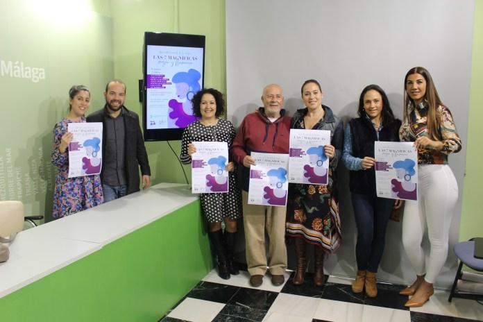 Vélez-Málaga rinde homenaje a la mujer a través del flamenco