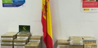 Los pasajeros manifestaron haberlo adquirido en La Línea de la Concepción (Cádiz), sin aportar ningún documento de compra ni de su lícita exportación..