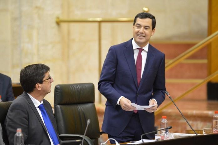 Moreno anuncia la ampliación a 24 meses de la tarifa plana para los autónomos