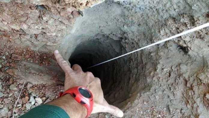 El pocero que hizo el pozo por el cayó Julen en Totalán: «Yo hice las cosas bien»