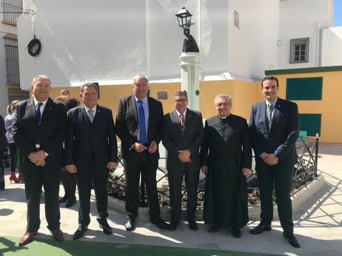 Vélez cuenta ya con una plaza dedicada a Nuestra Señora de Las Angustias