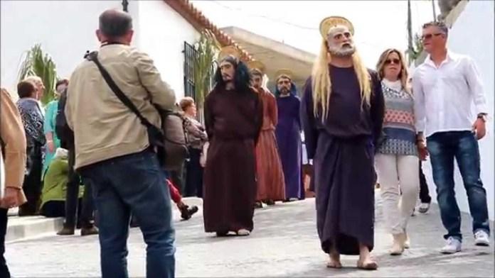 La Semana Santa de Iznate candidata a los premios Nazareno del Año 2018 que otorga Cadena SER de Málaga