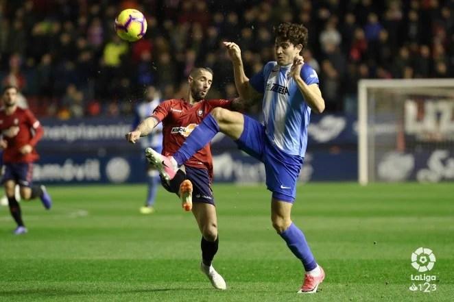 El Málaga CF recibe en La Rosaleda al CA Osasuna