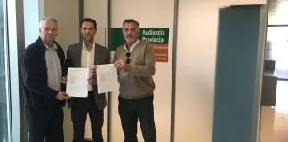 Presentación de las candidaturas VOX Málaga a las Cortes Generales por la provincia de Málaga.