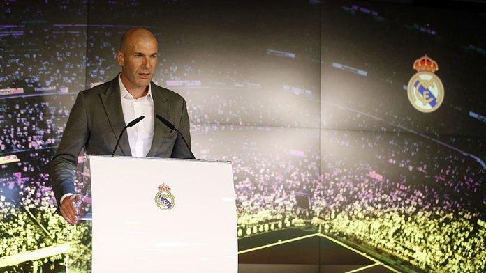 Zidane regresa al Real Madrid: «Es el mejor club del mundo, lo sabemos todos»