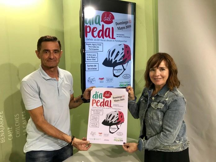 Benajarafe celebra este domingo el Día del Pedal