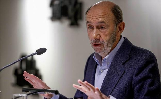 Muere Alfredo Pérez Rubalcaba a los 67 años