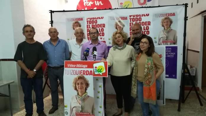 Izquierda Unida decidirá en la asamblea de la próxima semana la hoja de ruta a seguir tras la pérdida de representación en la corporación local