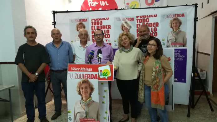 Izquierda Unida propone un Plan General  participativo e inclusivo